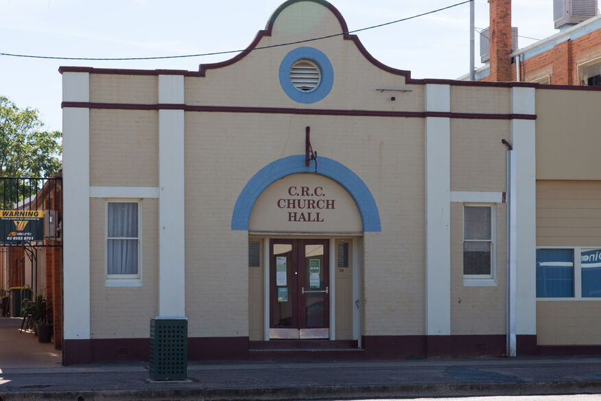 Narrandera CRC Church