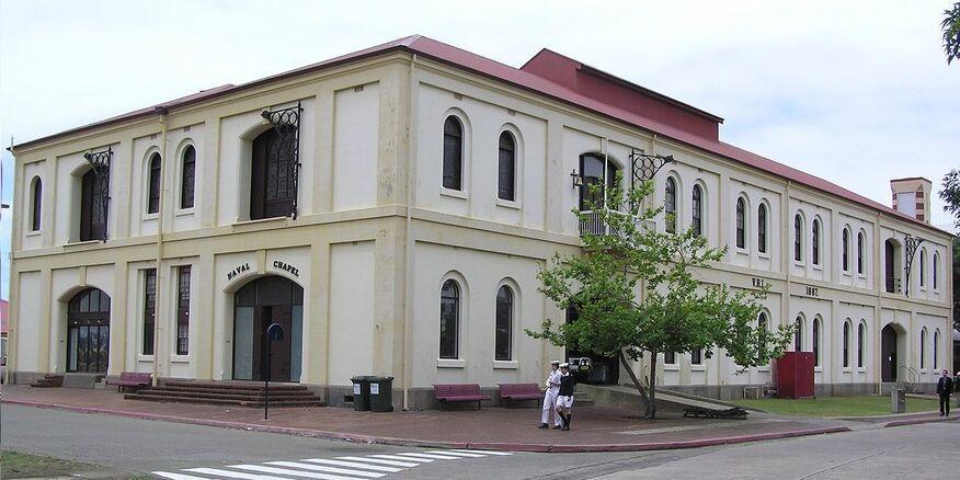 Naval Chapel