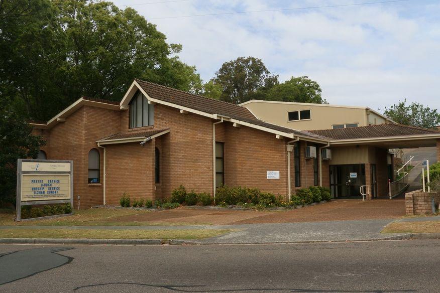 Nelson Bay Baptist Church