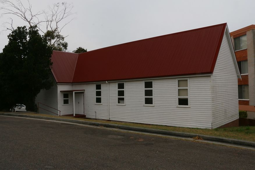 Nelson Bay Methodist Church - Former