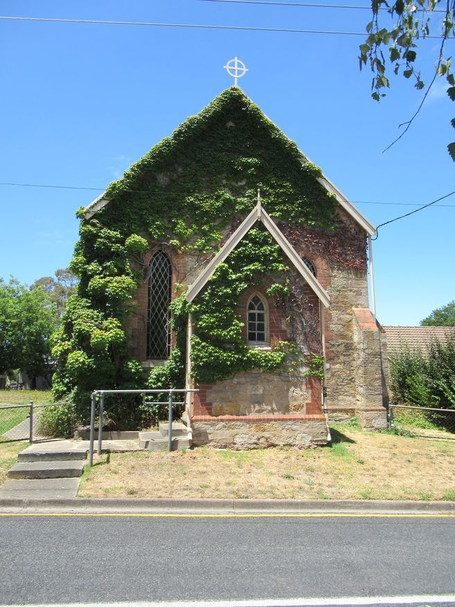 New Apostolic Church - Hahndorf Congregation - Former