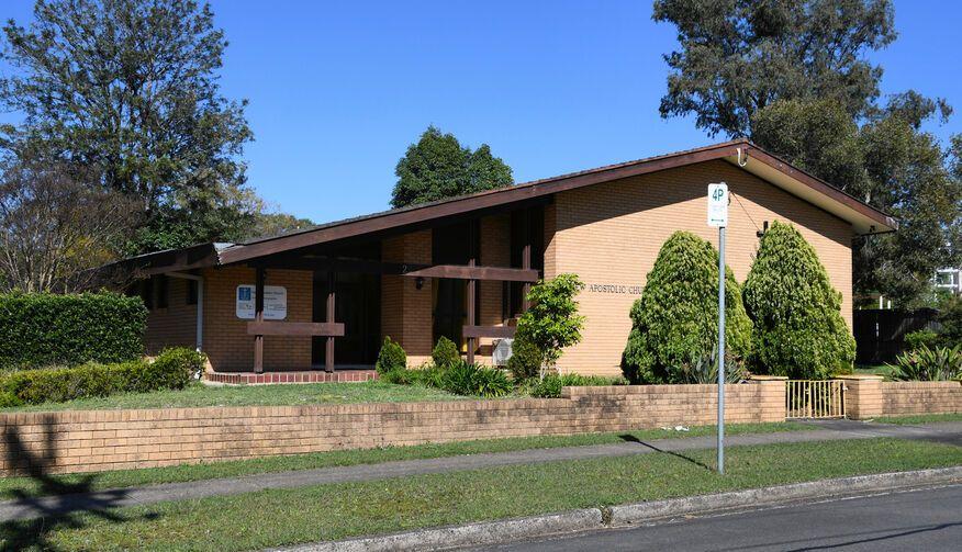 New Apostolic Church - Seven Hills Congregation