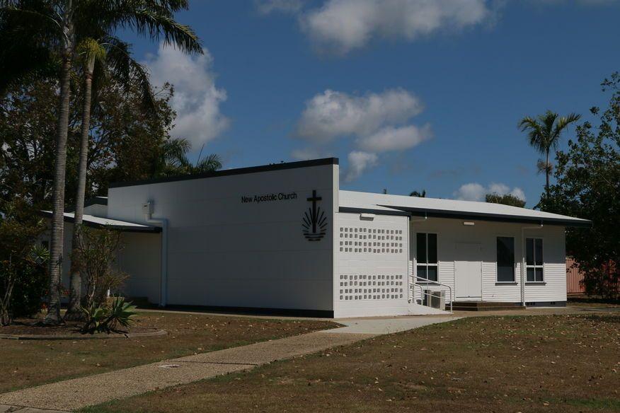 New Apostolic Church Mackay | Churches Australia