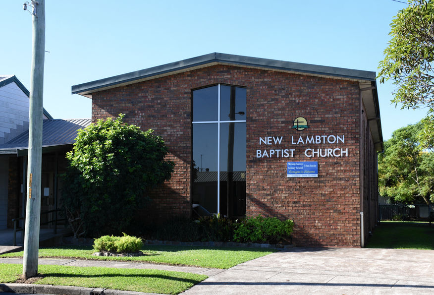 New Lambton Baptist Church