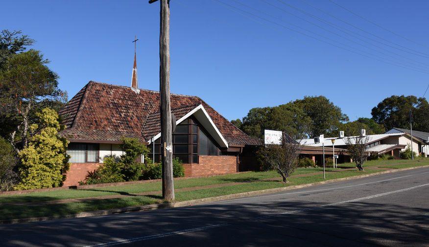 Newcastle Full Gospel Church