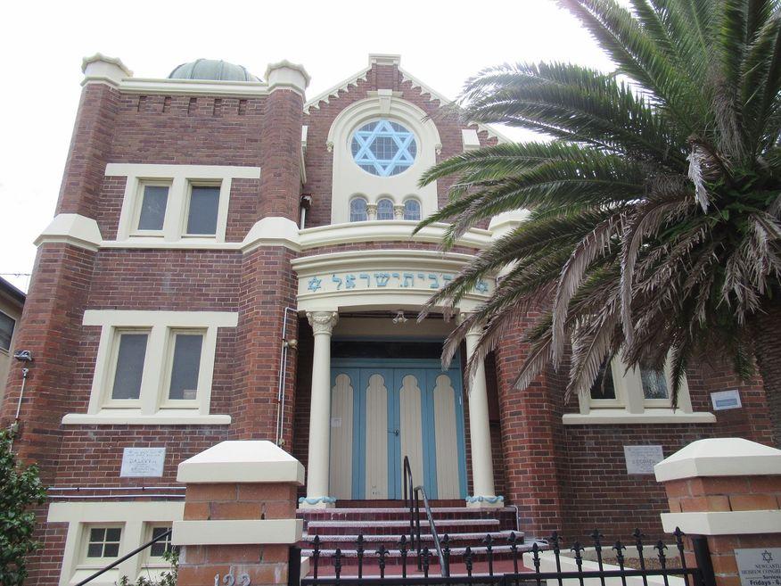Newcastle Hebrew Congregation Synagogue