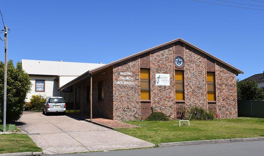 Newcastle Samoan Seventh-Day Adventist Church