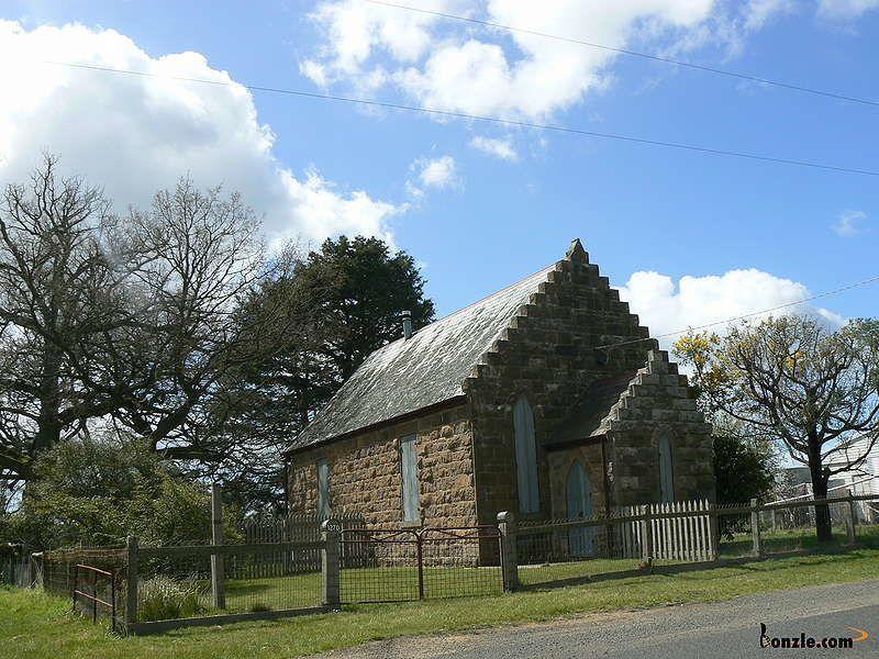 Newham Uniting Church - Former