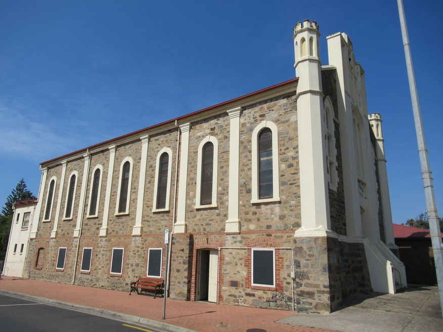Newlands Memorial Uniting Church - Hall