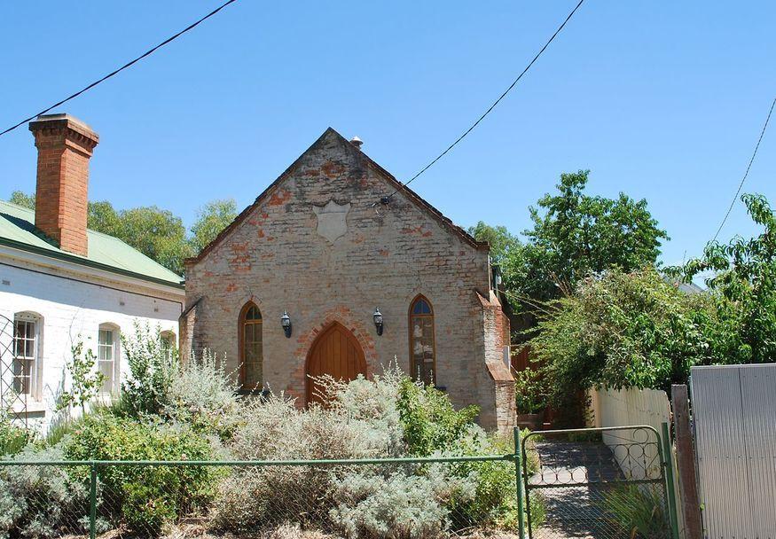 Newstead Primitive Methodist Chapel - Former