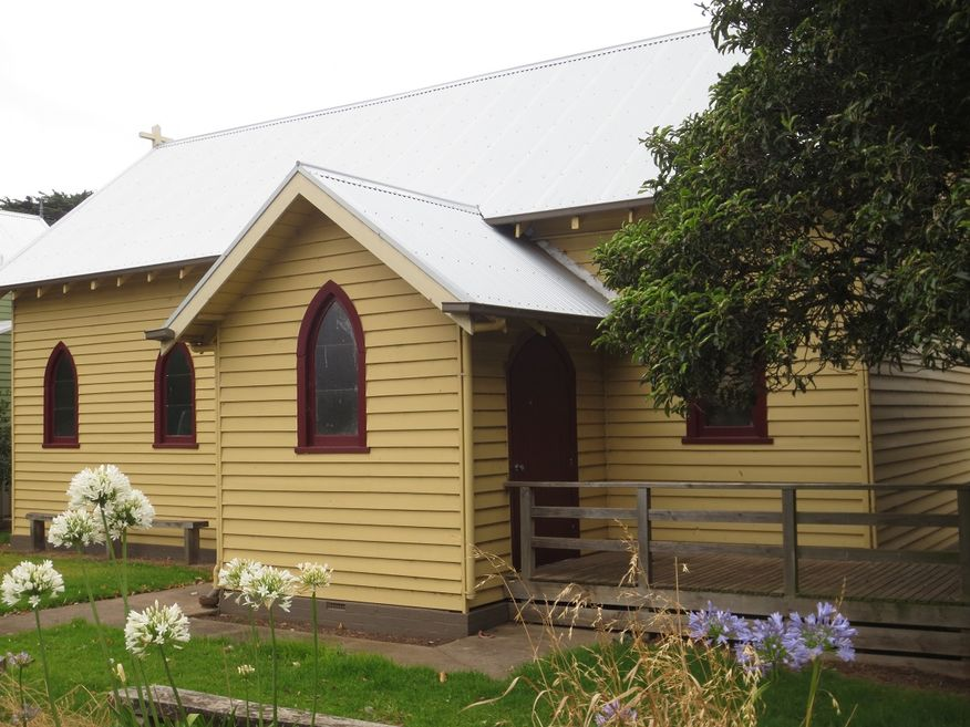 Noorat Anglican Church - Former