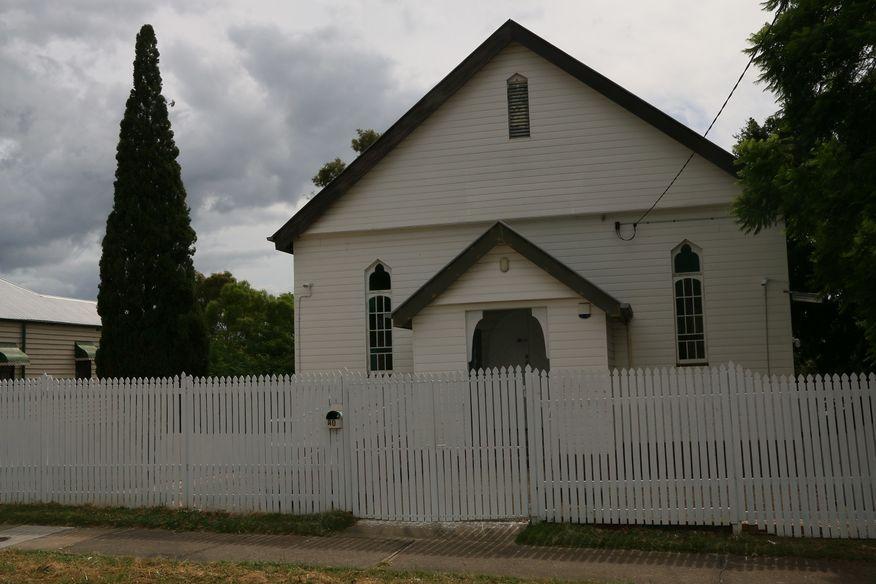 North Ipswich Methodist Church - Former