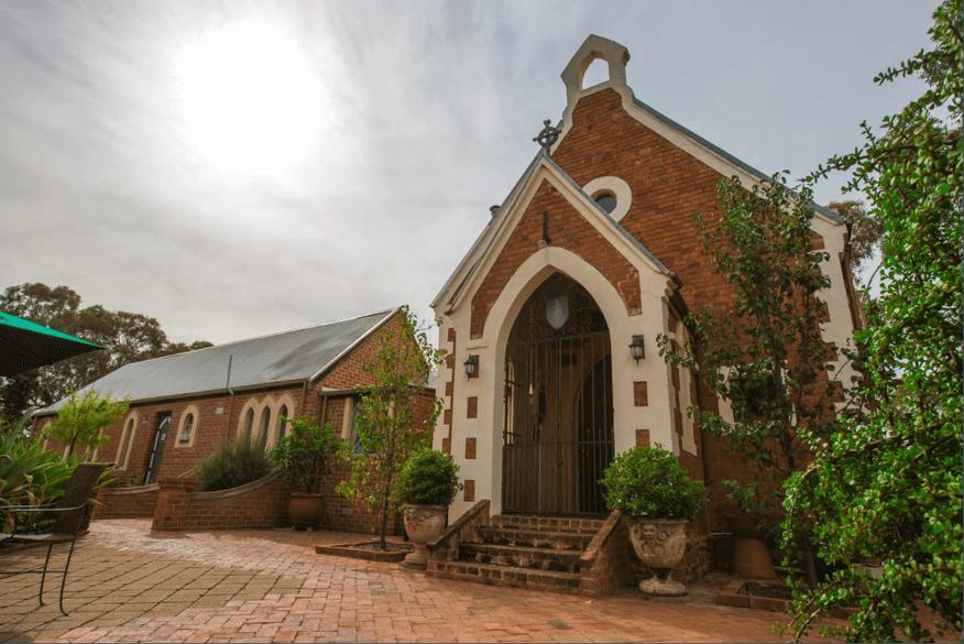 Northam-York Road, Quellington Church - Former