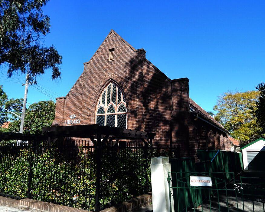 Northbridge Uniting Church - Former
