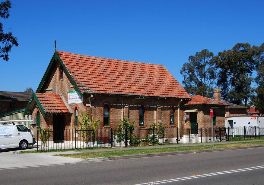 Norwest Community Church - Former