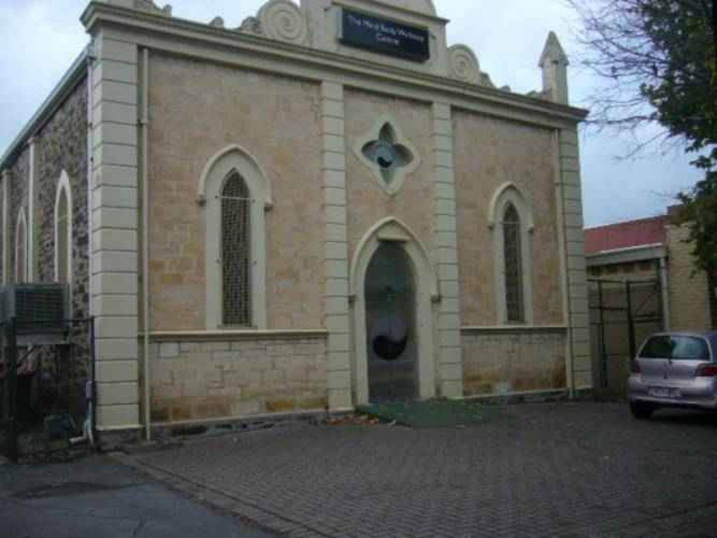 Norwood Methodist Church - Former