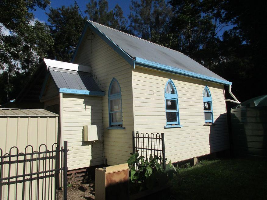 Numinbah Methodist Church - Former