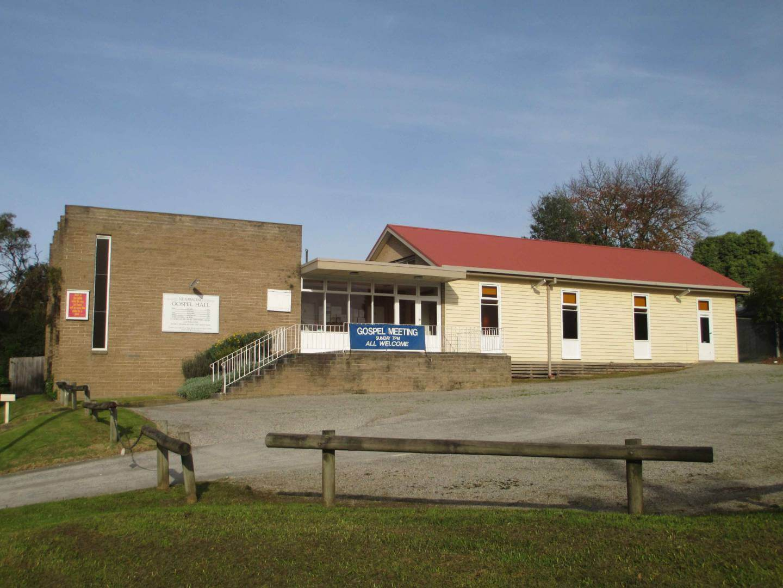 Nunawading Gospel Hall