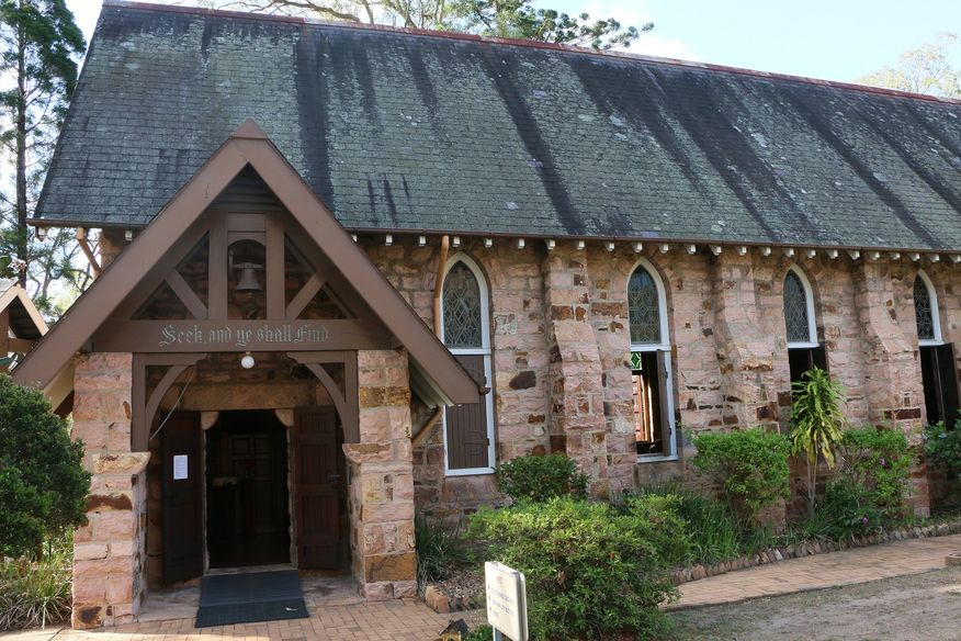 Old Bishopbourne Chapel
