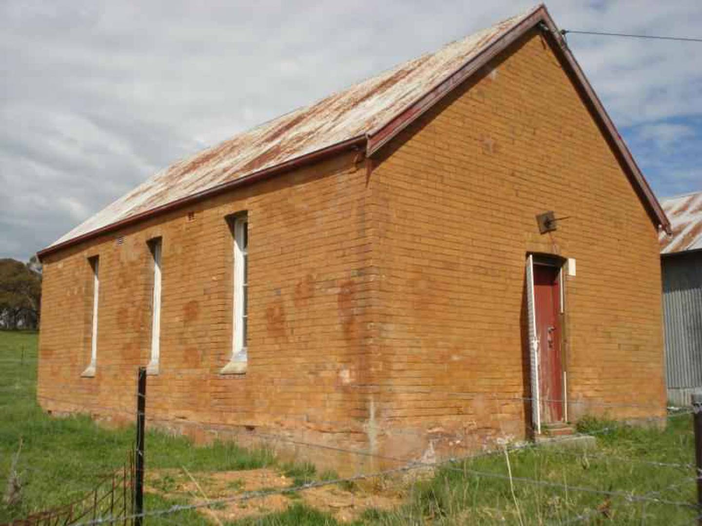 Old Mid Western Highway, Blayney Church - Former