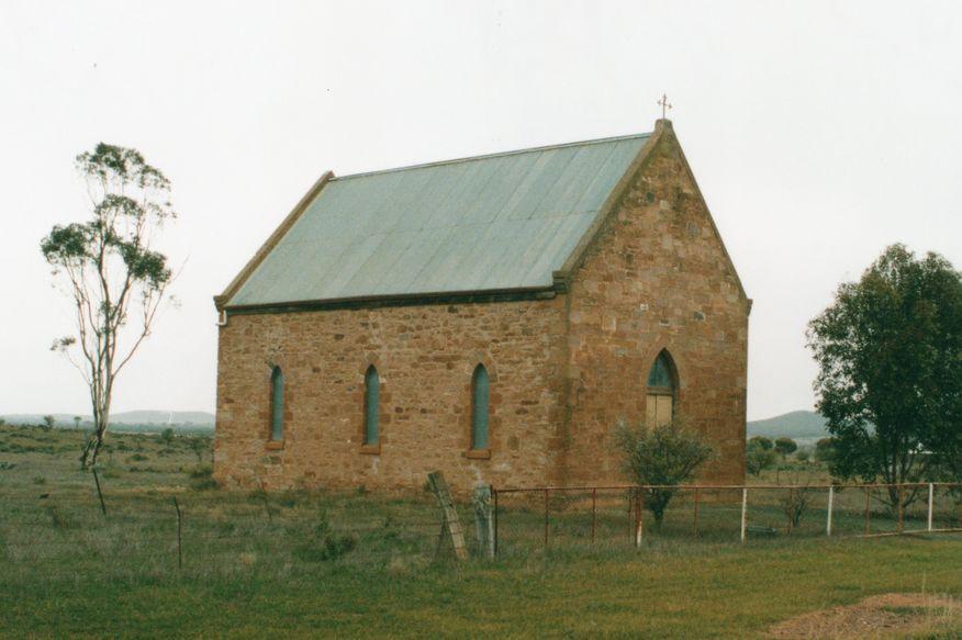Oodla Wirra Church - Former