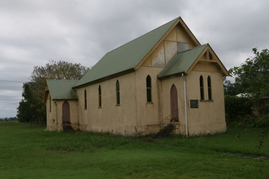 Our Lady Help of Christians Catholic Church - Former