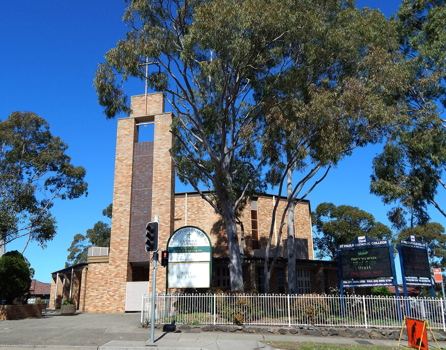 Our Lady Queen of Peace Catholic Church