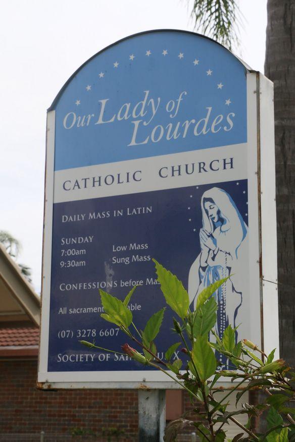 Our Lady of Lourdes Catholic Church | Churches Australia