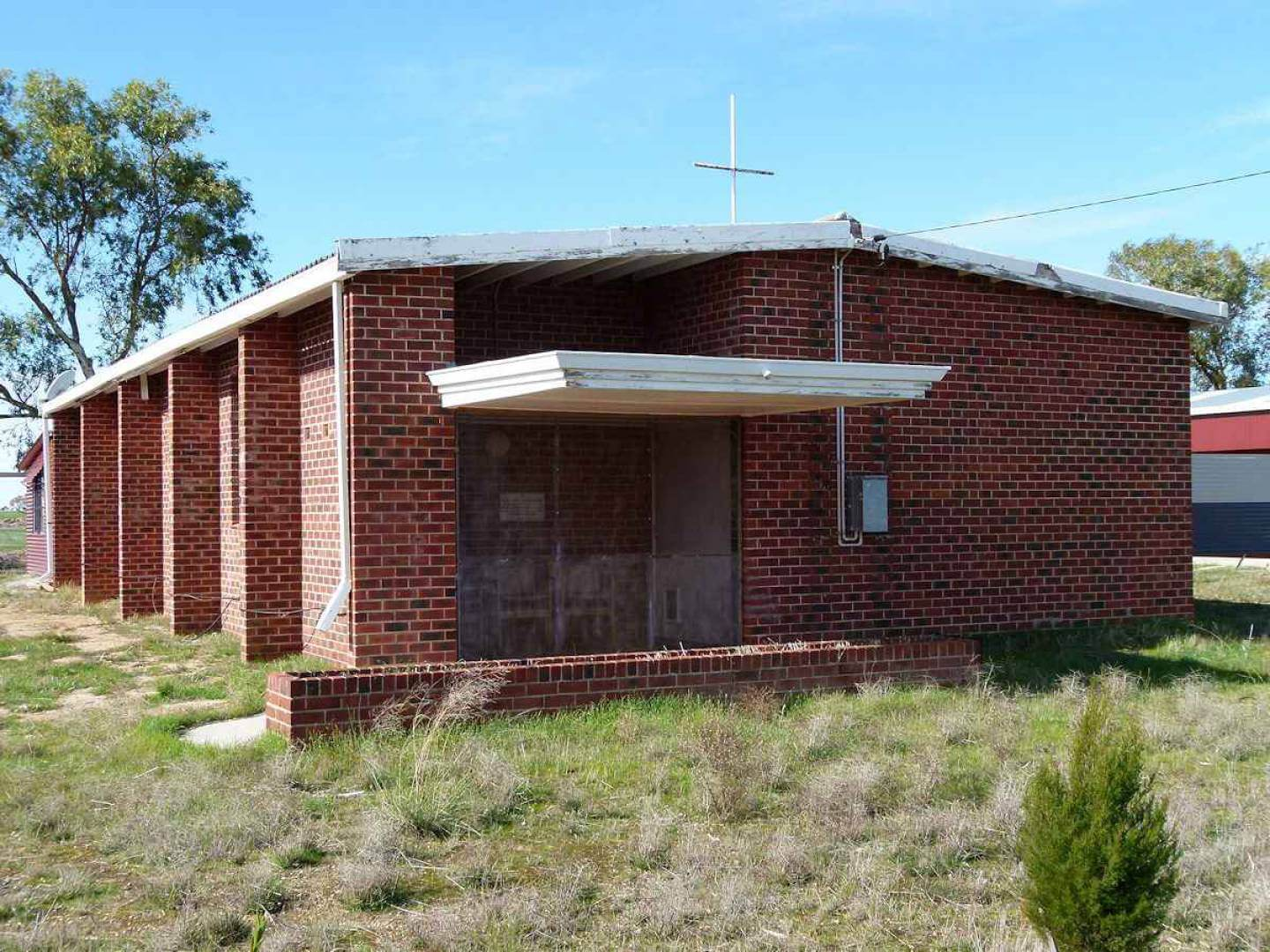 Our Lady of Lourdes Catholic Church - Former