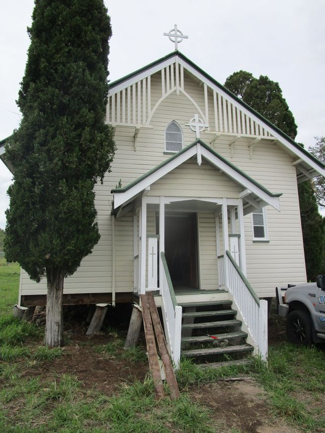 Our Lady of Sacred Heart Catholic Church - Former