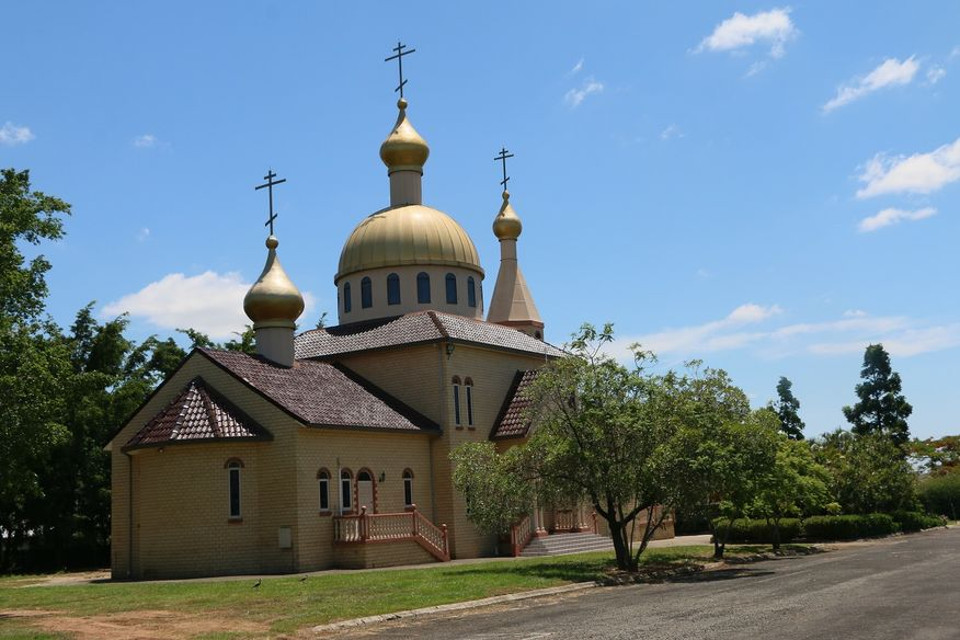 Our Lady of Vladimir Church