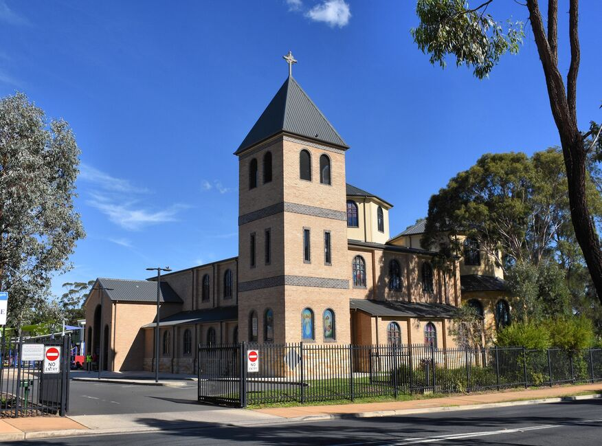 Our Lady of the Angels Catholic Church - Rouse Hill