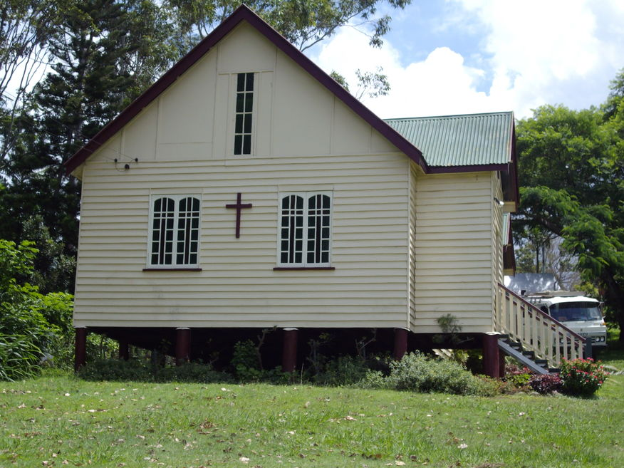 Our Saviour's Lutheran Church - Former