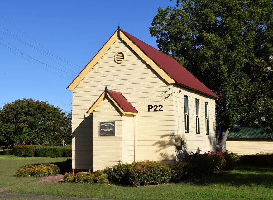 Owen Carter  Memorial Chapel