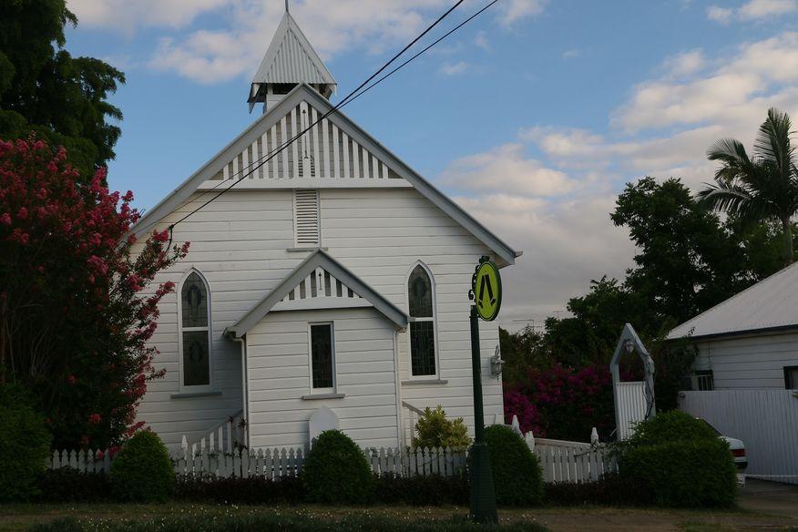Paddington Methodist Church - Former