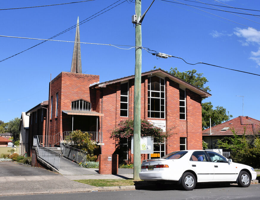 Padstow Congregational Church