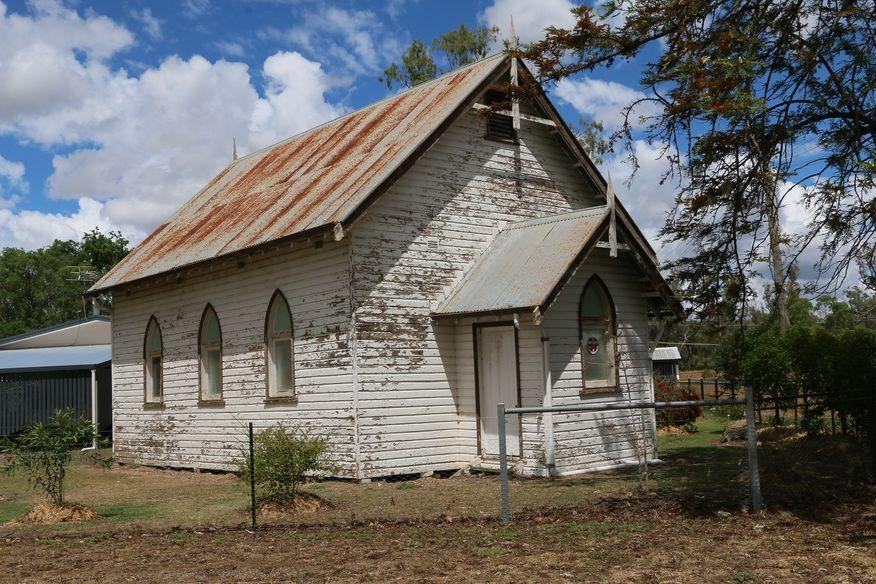 Pallamallawa Uniting Church - Former