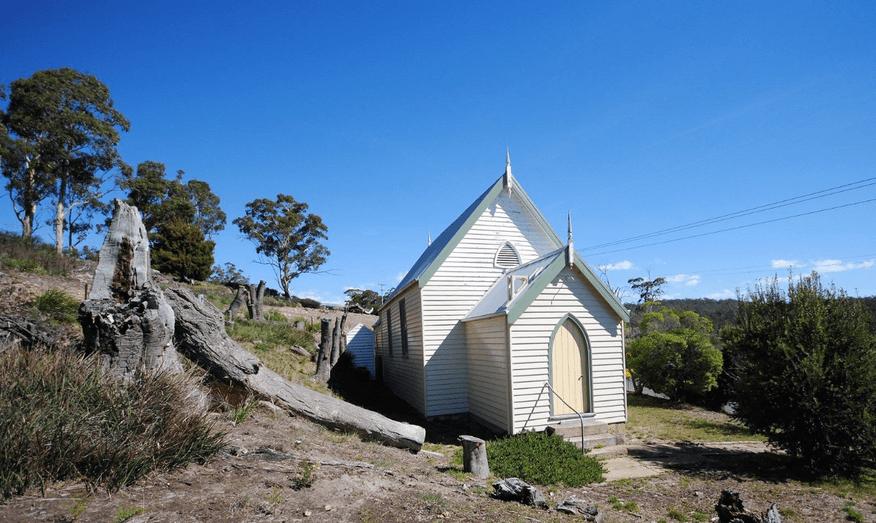 Parattah Uniting Church - Former