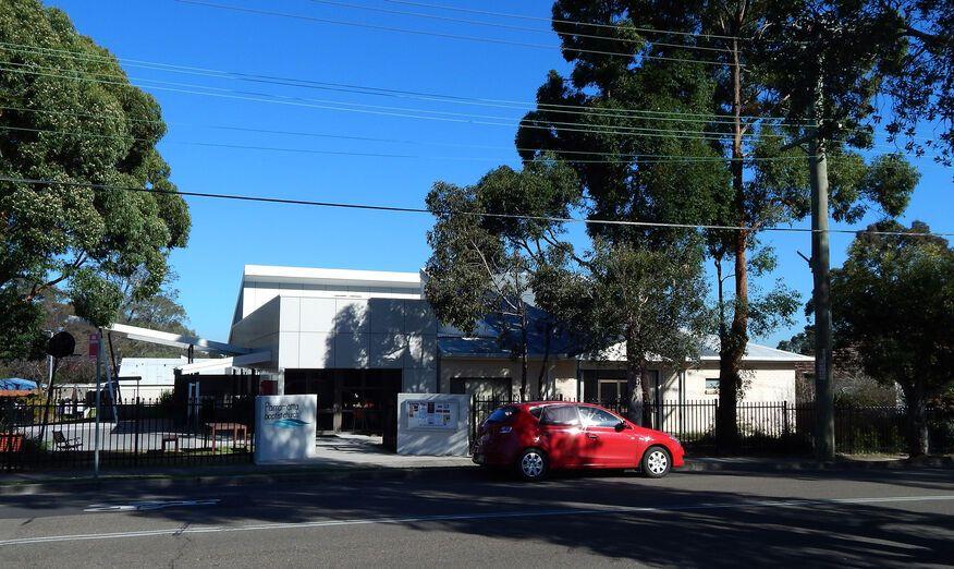 Parramatta Baptist Church