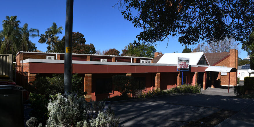 Parramatta Centenary Uniting Church