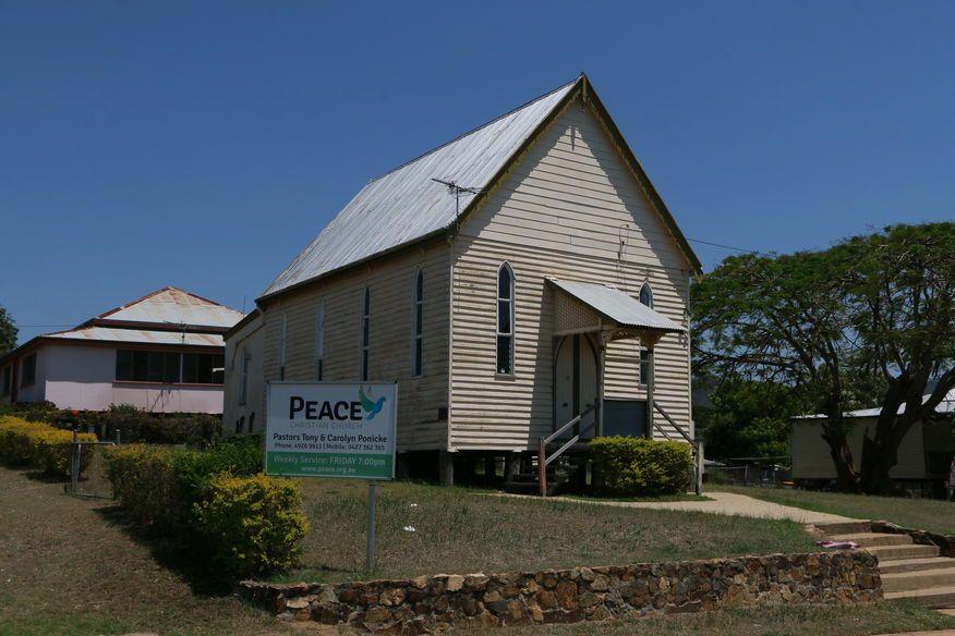 Peace Christian Church