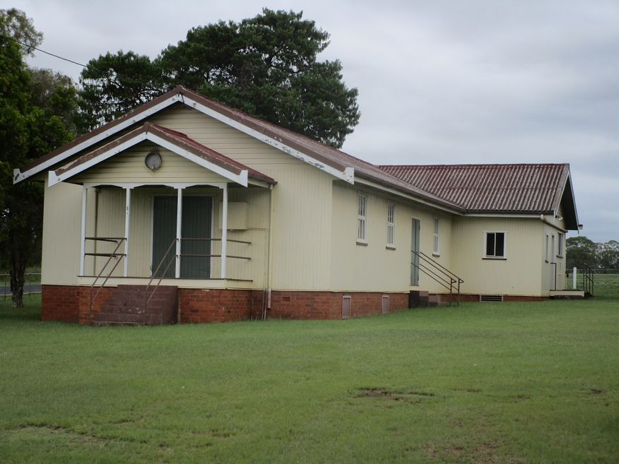 Peace Lutheran Church - Former - ex-army Hall