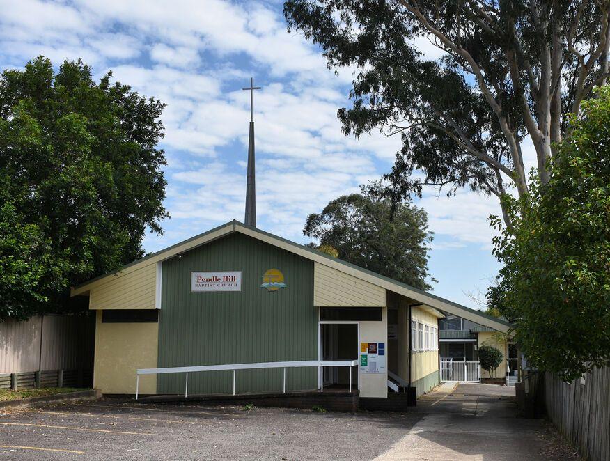 Pendle Hill Baptist Church
