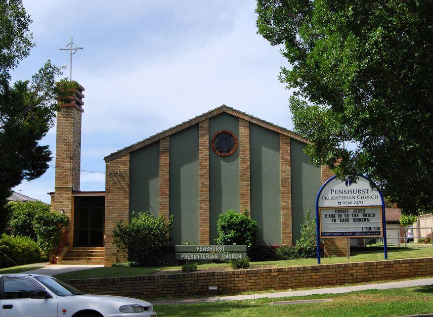 Penshurst Presbyterian Church