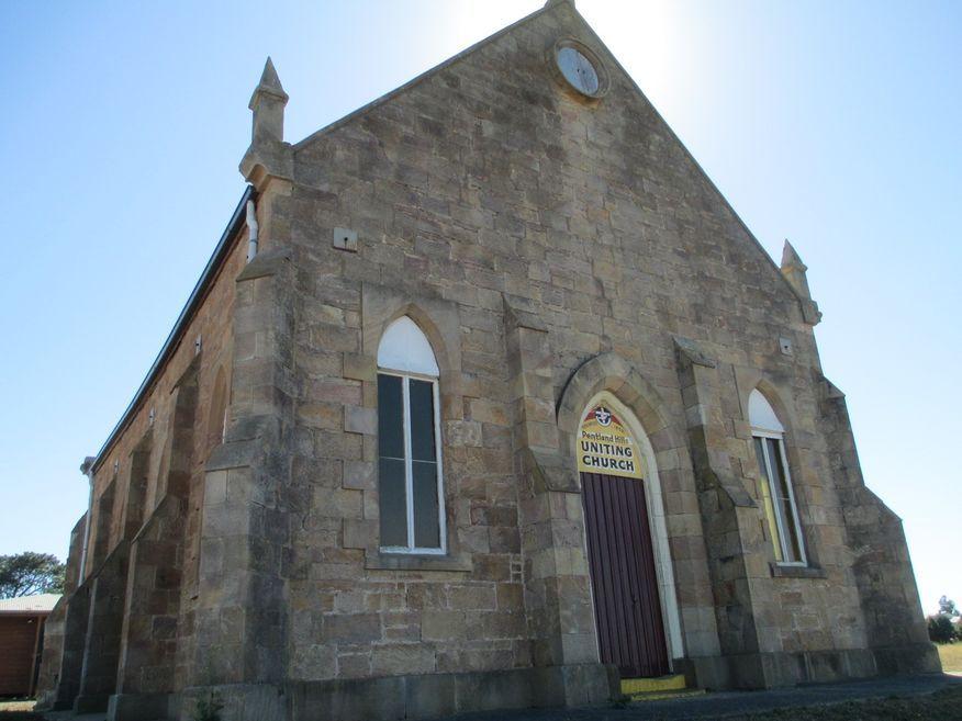 Pentland Hills Uniting Church - Former