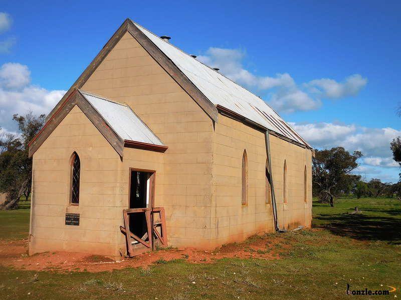 Peppers Plains Baptist Church - Former