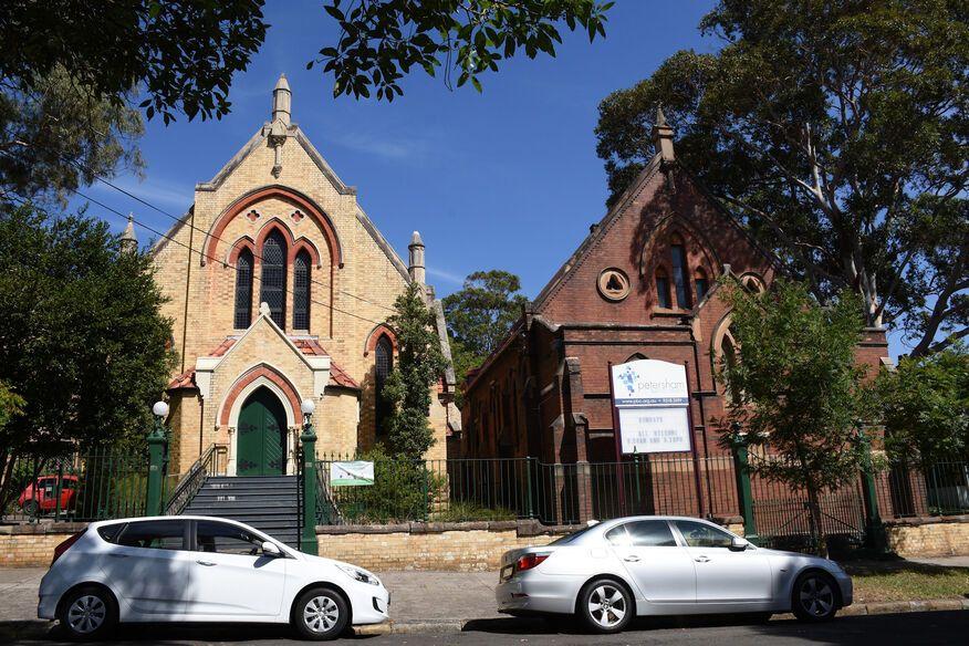 Petersham Baptist Church