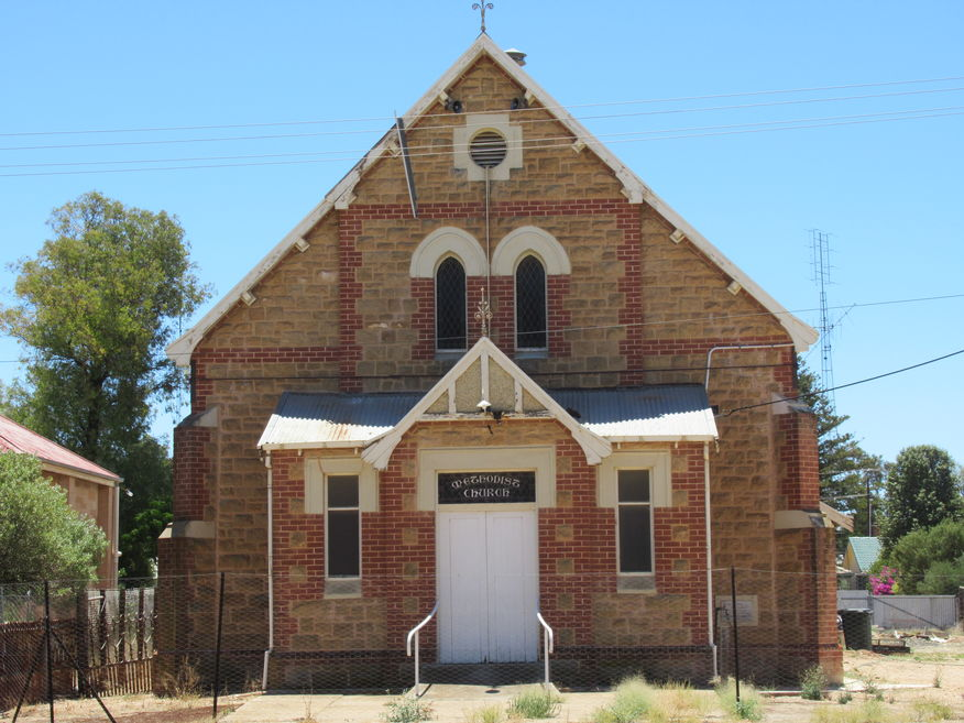 Pinnaroo Uniting Church - Former