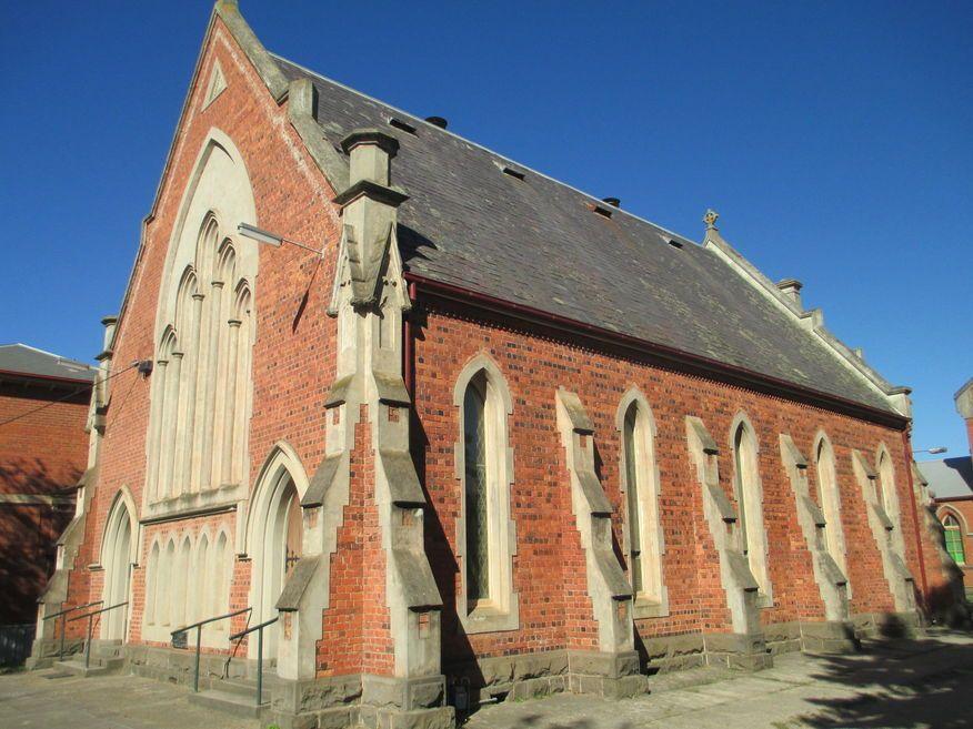 Pleasant Street Uniting Church - Former