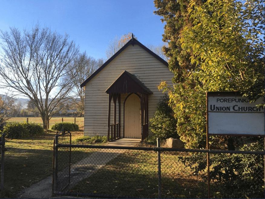 Porepunkah Union Church - Former